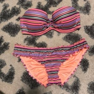 VS Padded Swim Top